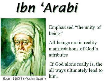 Ibn Arabi Penjelmaan Kehidupan Spiritual Maula