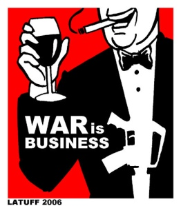 war-is-business