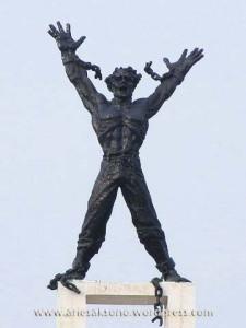 Patung Pembebasan Irian Barat