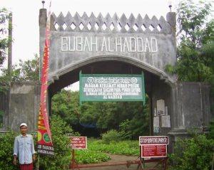 Pintu Gerbang Makam Habib Hasan bin Muhammad al Haddad