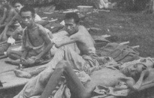 Romusha di zaman Penjajahan Jepang