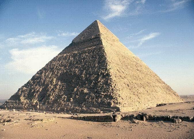 Piramid Khufu, saksi sejarah peradaban masa lalu Mesir Kuno